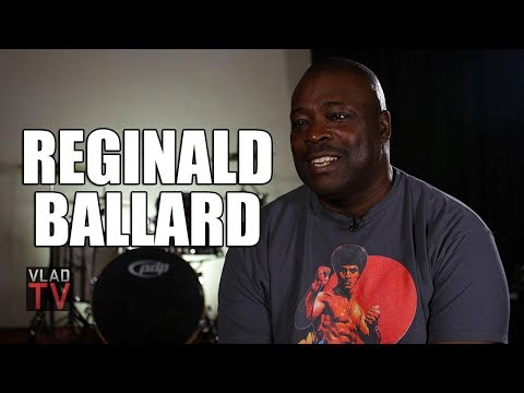Reginald Ballard on Being Known as Martin's