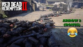 Fort Wallace bonus (Arrow 2) - Red Dead Redemption 2