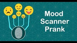 Mood Scanner Prank screenshot 1