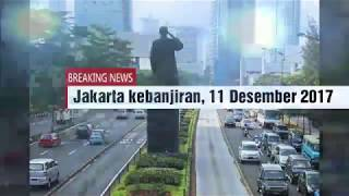 Banjir di Jakarta parah sampai masuk bioskop. Apa langkah gubernur baru?