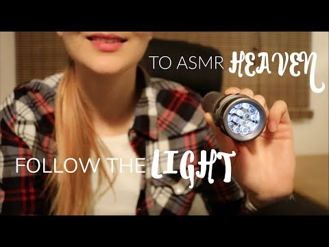 Follow This Light & You Will Go to Tingle Heaven (ASMR)