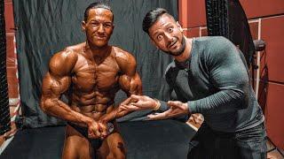 Mit 1.400kcal zum Bodybuilding PROFI | Pascal Haag & Paul Unterleitner GNBF 2019
