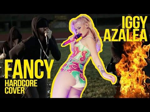 Iggy Azalea ft. Charli XCX - Fancy Hardcore Cover by Eternal September ft. Jane Doe Explicit