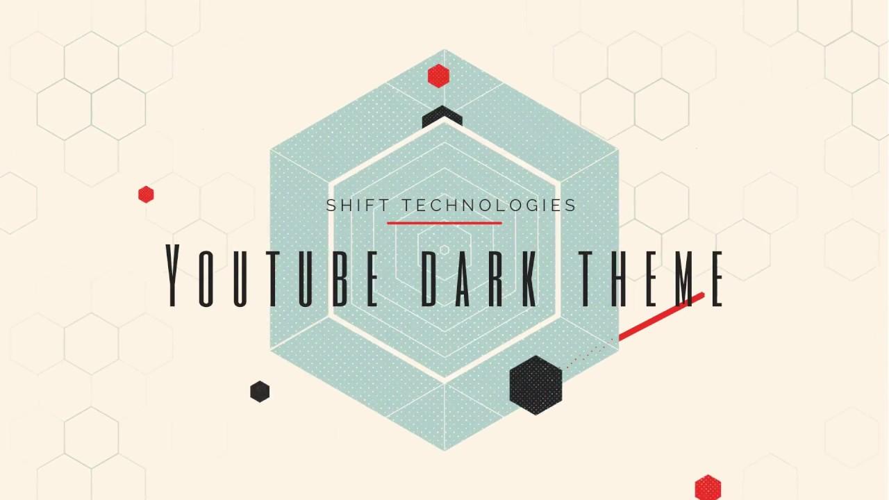 Dark youtube apk