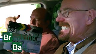 Behind the Scenes Bloopers - Breaking Bad: S4 (Part 2)
