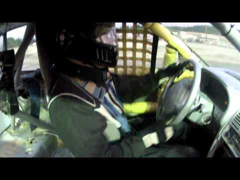Adam DelGrosso Black Rock Speedway Heat Win 6.29.12 HD