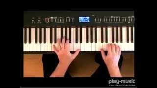 Aprender el acompañamiento en el piano