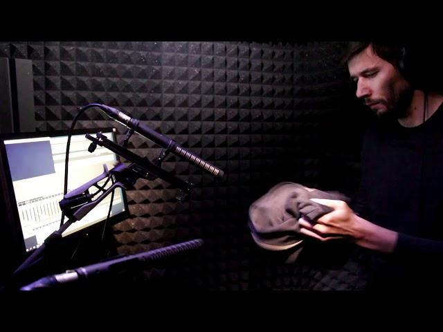 0.63 Foley Audio Recording Teaser