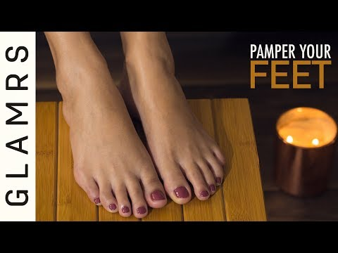 4 Tips To Keep Your Feet Soft \u0026 Moisturised | Pedicure Rules \u0026 At-Home Foot Care Routine
