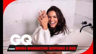 Bruna Marquezine responde a internet l Humor