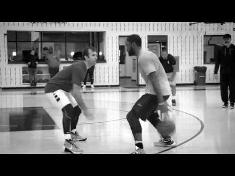 Kyrie Irving Offseason Workout