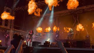 Nightwish - Tribal (live @ Qstock, Oulu 30.7.2021)