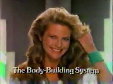 Christie Brinkley Commercial >> 1985 Prell Shampoo Commercial (with Christie Brinkley ...