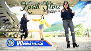 Download Kasih Slow - Vita Alvia, Mona Latumahina, Cathy Rahakbauw - ( Official Music Video )