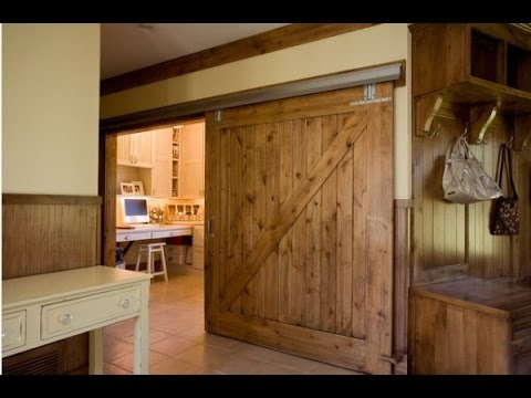 Barn Doors For Homes Youtube