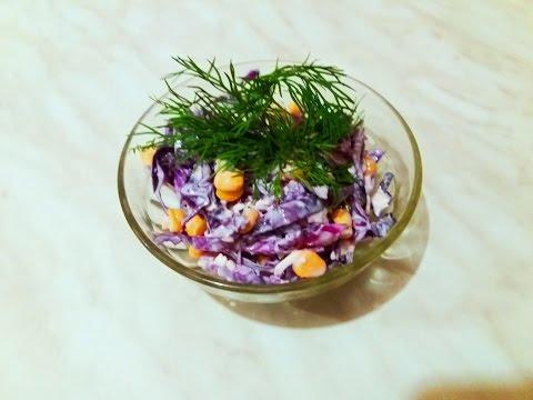 Салаты с красной рыбой - salat-