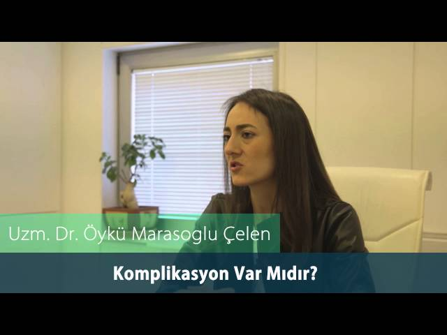 Dr.Öykü Maraşoğlu Çelen - Göz Altı Işık Dolgusu / Komplikasyon Var Mıdır ?