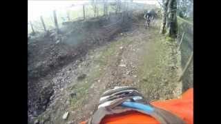 MTB Rocky Road to Ruin, The Gap Road, Brecon Beacons