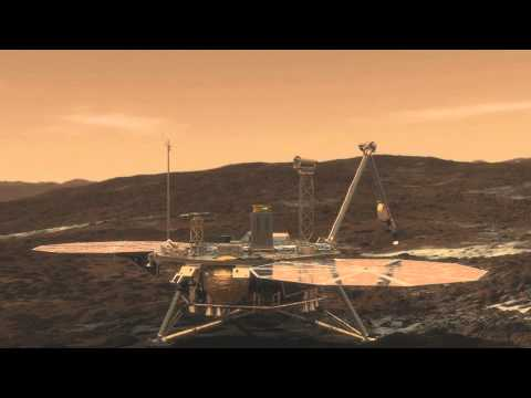 NASA Looking for Life in All the Right Places (HD 720p)