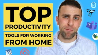 Top Productivity Apps for Working at Home