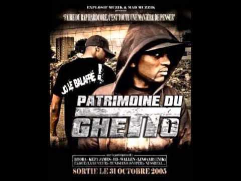 mac tyer patrimoine du ghetto album