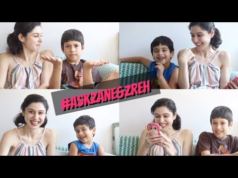 #AskZane&Zreh - Life, Girlfriends & More! 😂