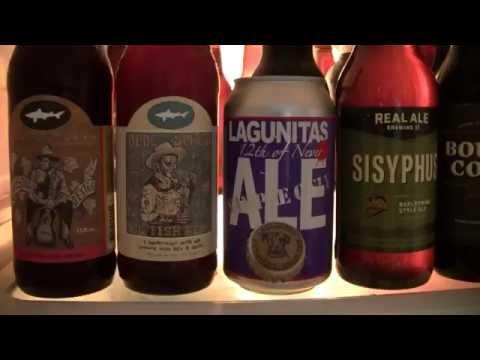 Beer Review # 2083 Lagunitas Brewing 12th of Never Ale