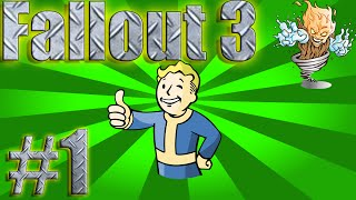 Fallout 3 Gameplay #1 | Twitch.Tv Livestream