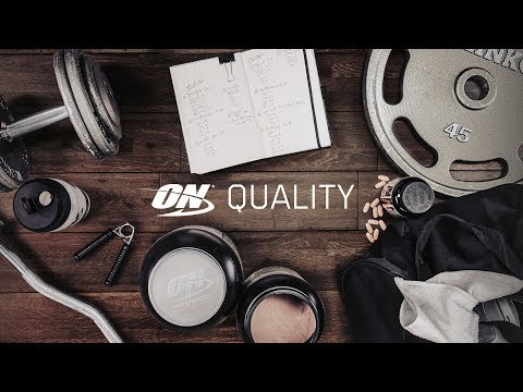 Optimum Nutrition | Quality Supplements