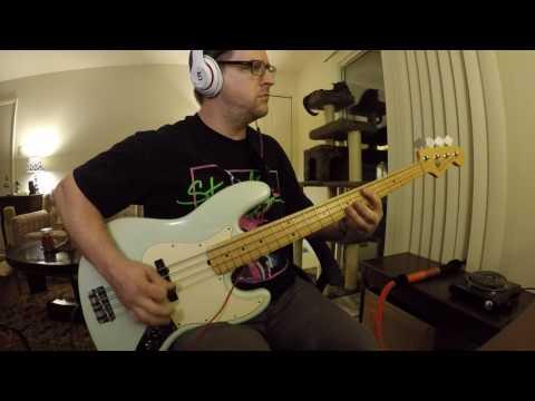 Radio by Rancid Bass Cover