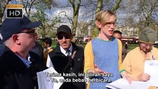 Video Membongkar Fitnah Hijab Menekan Perempuan !! Paul Vs Lizzie   Speakers Corner SUB Indonesia download MP3, 3GP, MP4, WEBM, AVI, FLV November 2018