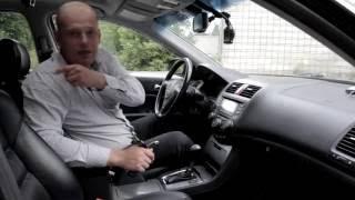 Блог: Honda против Subaru