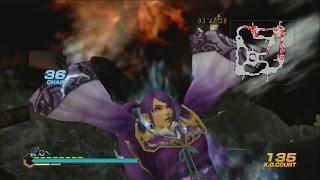 Dynasty Warriors 8 Empires Edit Mode - Trishula Gameplay