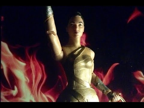 DC Comics Multiverse Ares Wave Diana Of Themyscira