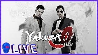 Yakuza 0 (PS4)   SSFF Live