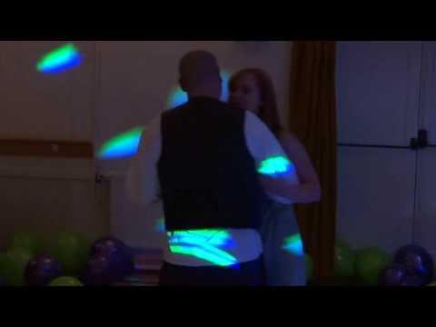 Jon Montgomery Greening and Rachel Greening wedding and birthday bash