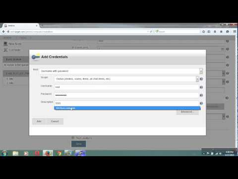 Jenkins Tutorial - Part 04: Creating & Configuring Slaves/Nodes