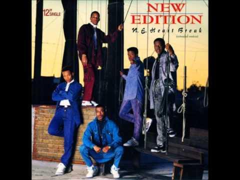 New Edition-NE Heartbreak
