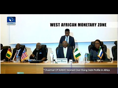 West African States Meet To Attain Single Currency By 2020 Pt.3 13/09/18 |News@10|