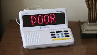 Sonic Alert HomeAware Alerting System for the Deaf and Hard of Hearing