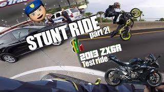 Video I'm Coming To Cali! + Stunt Ride Pt.2 download MP3, 3GP, MP4, WEBM, AVI, FLV Agustus 2018