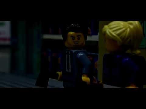 LEGO Мультфильм Зомби Апокалипсис 7 серия   LEGO Zombie Apocalypse