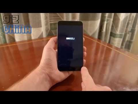 Meizu MX4 unboxing and hands on English - GizChina.com