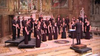 I Thank You God For Most This Amazing Day Eric Whitacre Trinity College Choir Usa Tour 2015