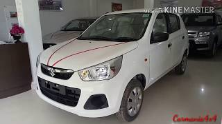 Alto k10 vxi detail review, features, exterior and interior