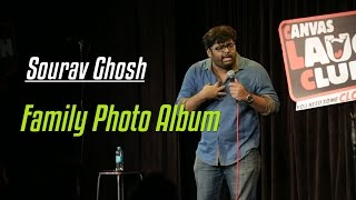 Family Photo Album | Stand-Up Comedy by Sourav Ghosh