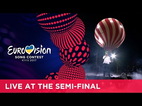 Brendan Murray - Dying To Try (Ireland) LIVE at the second Semi-Final