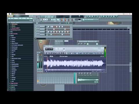 Gang Starr - Code Of The Streets (FL Studio remake)