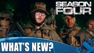 Warzone Season 4 - What's New? Let's Find Out...