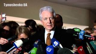 Jim Slattery interview regarding imprisoning of Yulia Tymoshenko